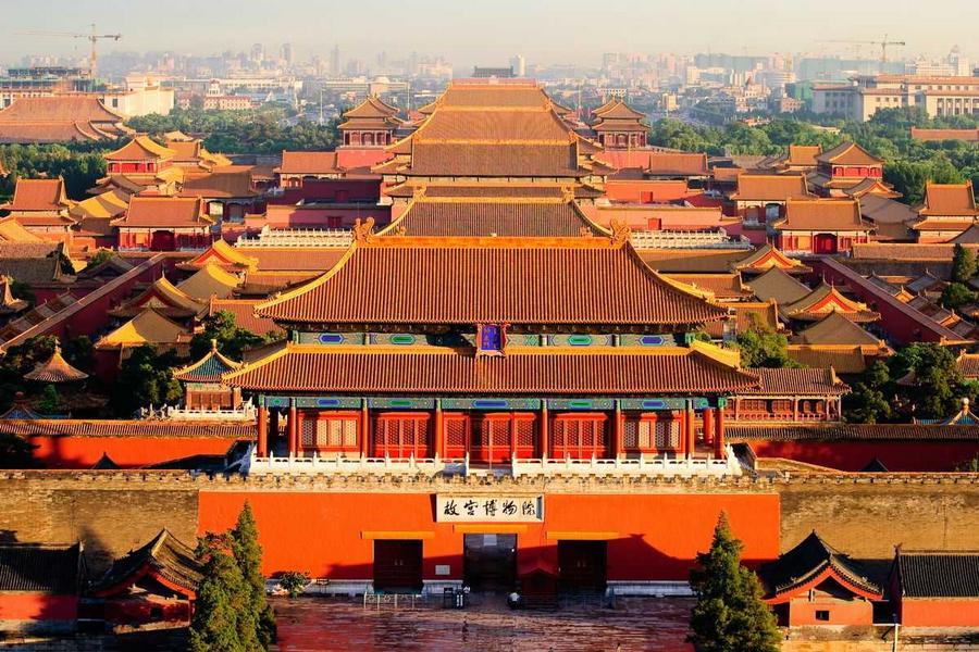 【最愛中華】絕對京彩、六大遺產、北京美食五日 ( 含耳機導覽 )