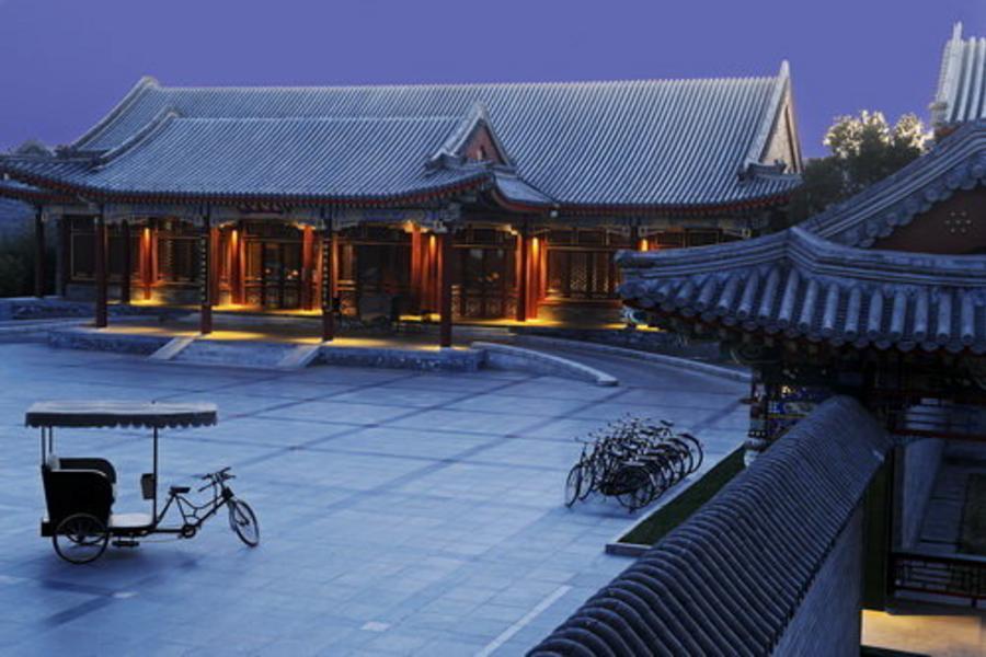 【MINI TOUR 】奢華北京~「樂活在頤和安縵」深度京城、慕田峪長城文化饗宴五日《無購物》