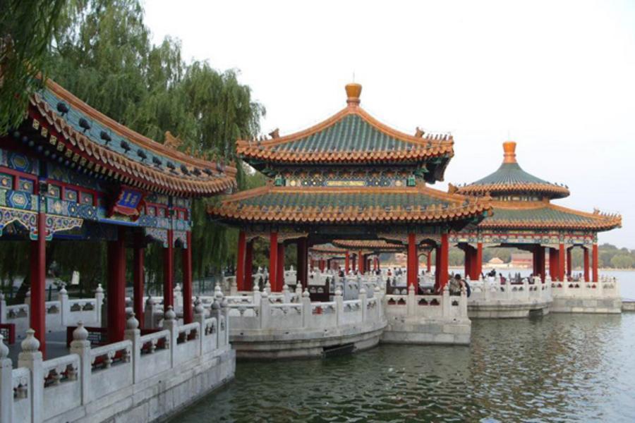 【經典全覽】北京五大文化遺產、承德避暑山莊、司馬台長城、紅劇場功夫秀八日《無購物、北京進出》