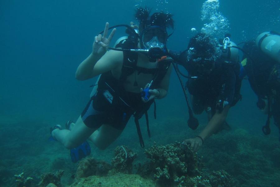 【魅力沙巴】海洋樂園、體驗深潛、生態旅遊、激流泛舟、SPA五日