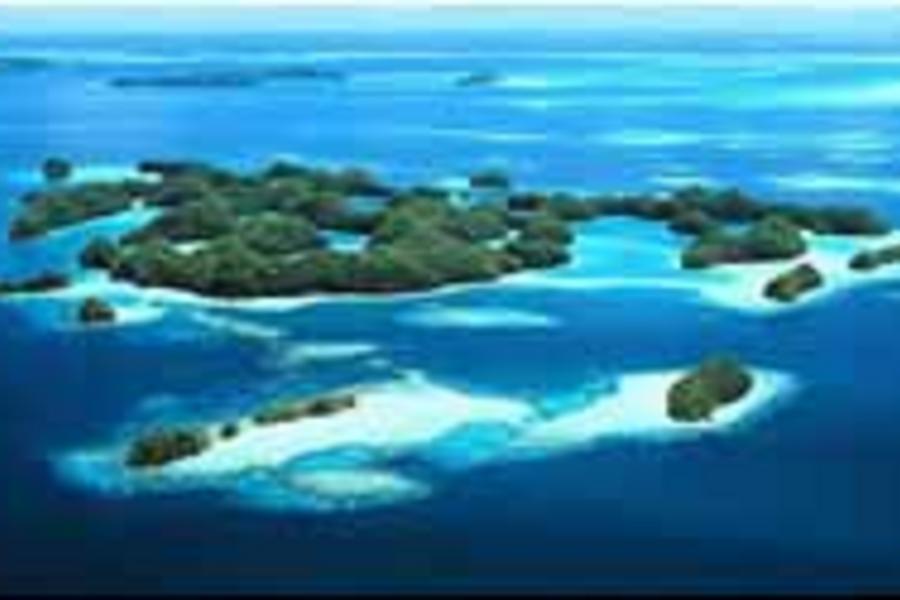 帛琉海世界超值4天-日暉飯店