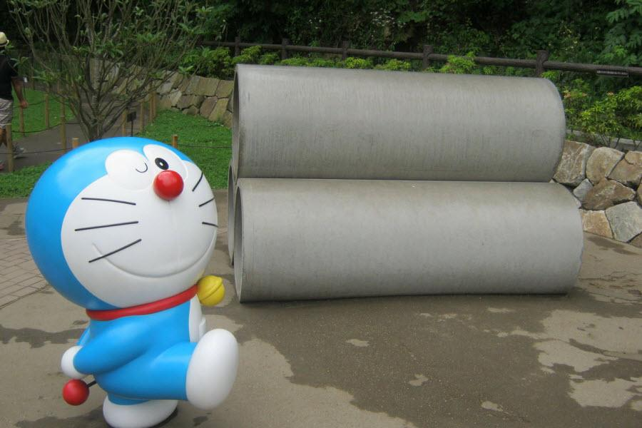 【卡通童樂會】哆啦A夢.迪士尼雙樂園四大主題東京5日