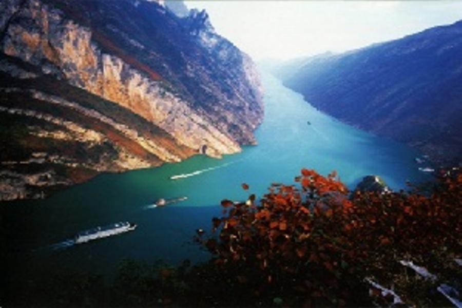 【愛在三峽金光閃耀】重慶武隆天坑‧武陵大裂谷‧上水8日