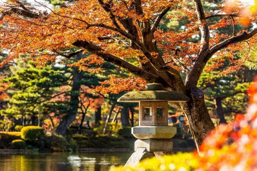 【能登假期】秋楓帝皇‧立山紅妝‧加賀屋懷石‧溫泉名景5日