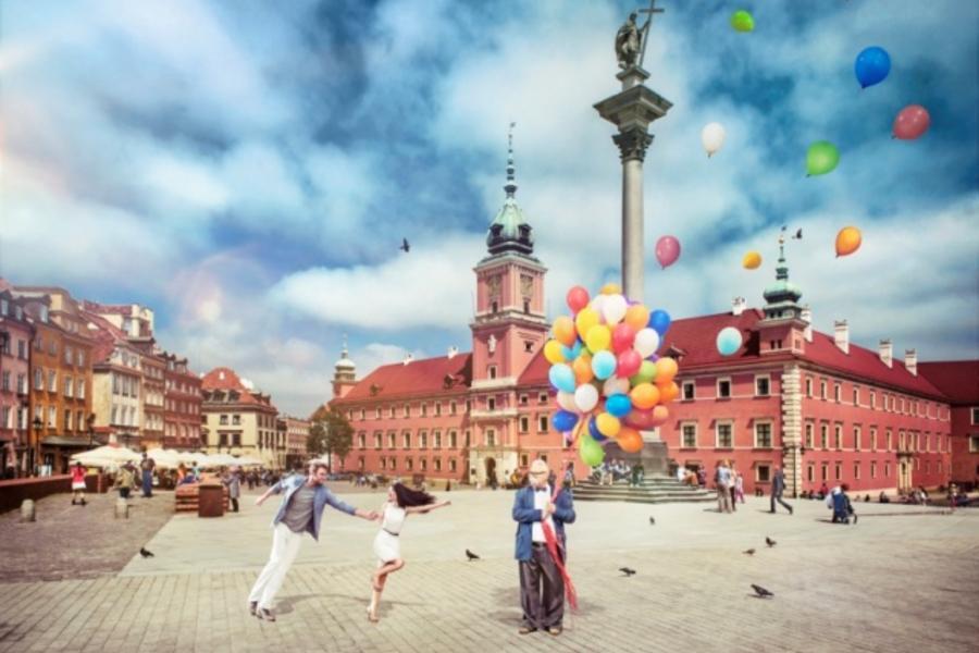 【蜜月典藏】波蘭、波羅地海三小國、俄羅斯、特色餐12品、兩晚五星13日