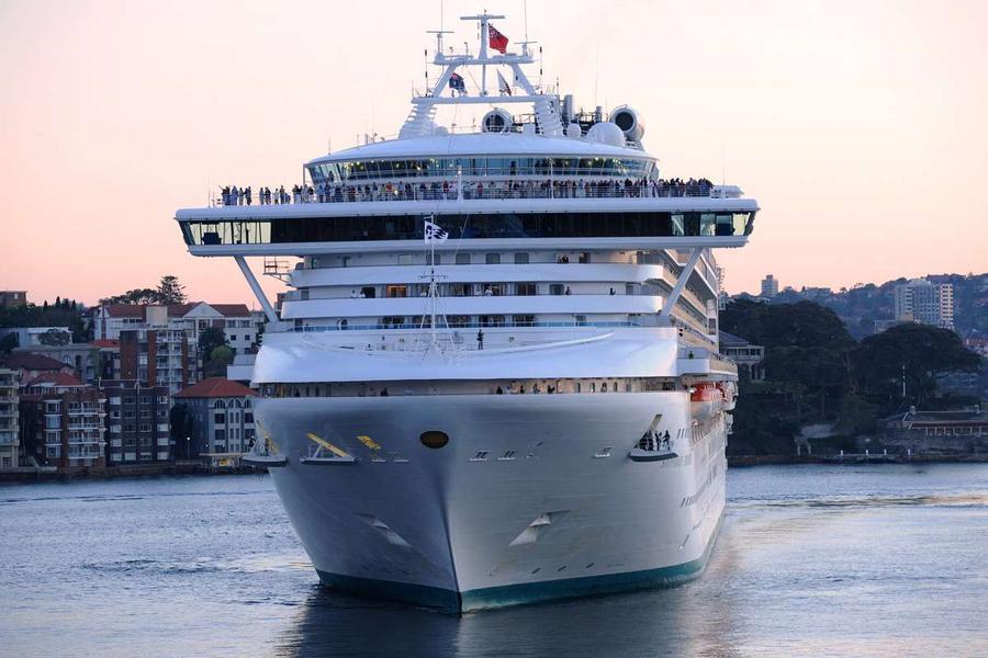 【公主遊輪】藍寶石公主號~馬來西亞5天(檳城、蘭卡威、吉隆坡) ( 內艙‧二人一室 )