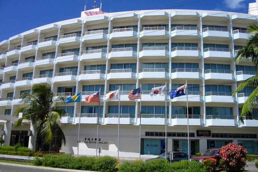 帛琉海世界超值4天-帛琉大飯店PALASIA HOTEL PALAU