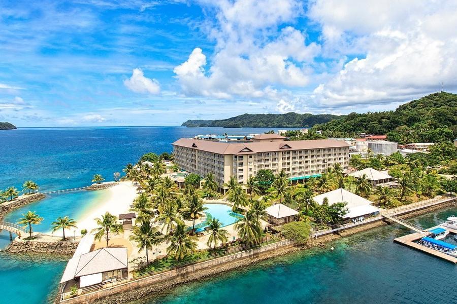 帛琉海世界超值4天-老爺飯店