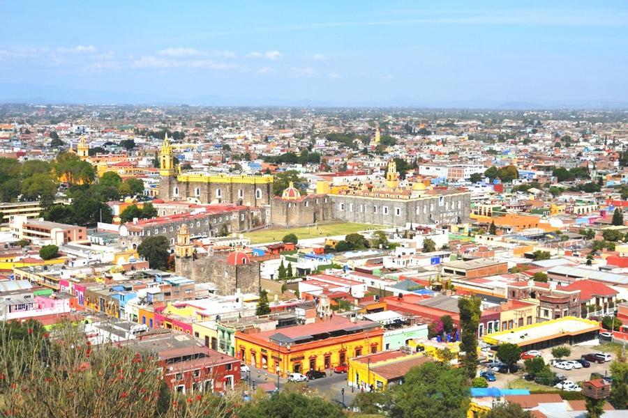 【玩美加族】墨西哥!獨家假面摔角秀、世界新七大奇景金字塔11天
