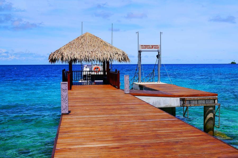 帛琉水世界北島夜釣頂級5天-泛太平洋渡假村