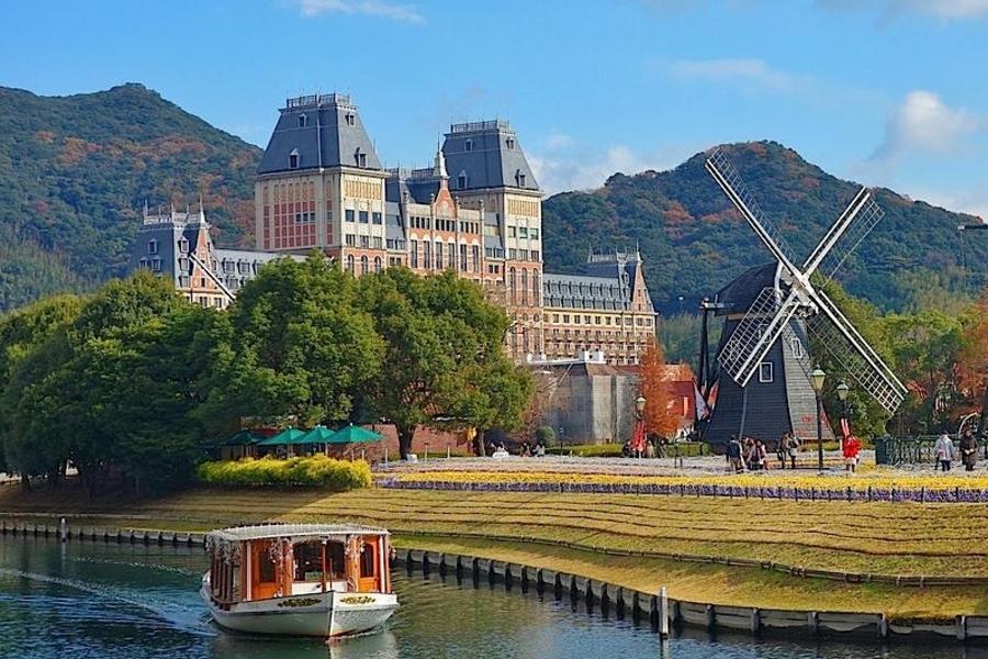 【香榭歐堡】柳川扁舟、夢大吊橋、九十九島水族館、湯布院、逛街雙溫泉5日