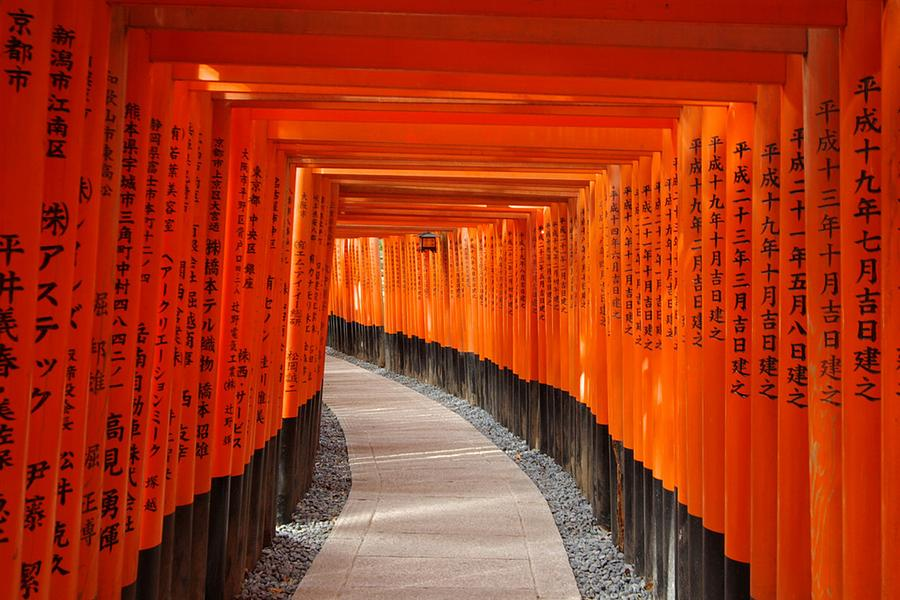 【暢GO關西】日本奈良京都神戶大阪自由散策5日