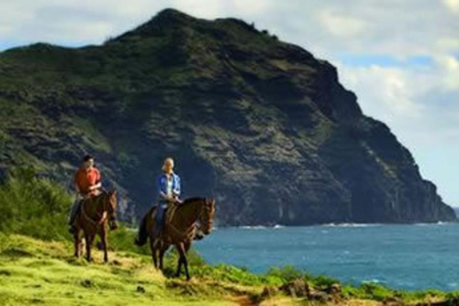 華航假期--夏威夷金可愛 歐胡+可愛雙島7天5夜 (直飛去 轉機回)