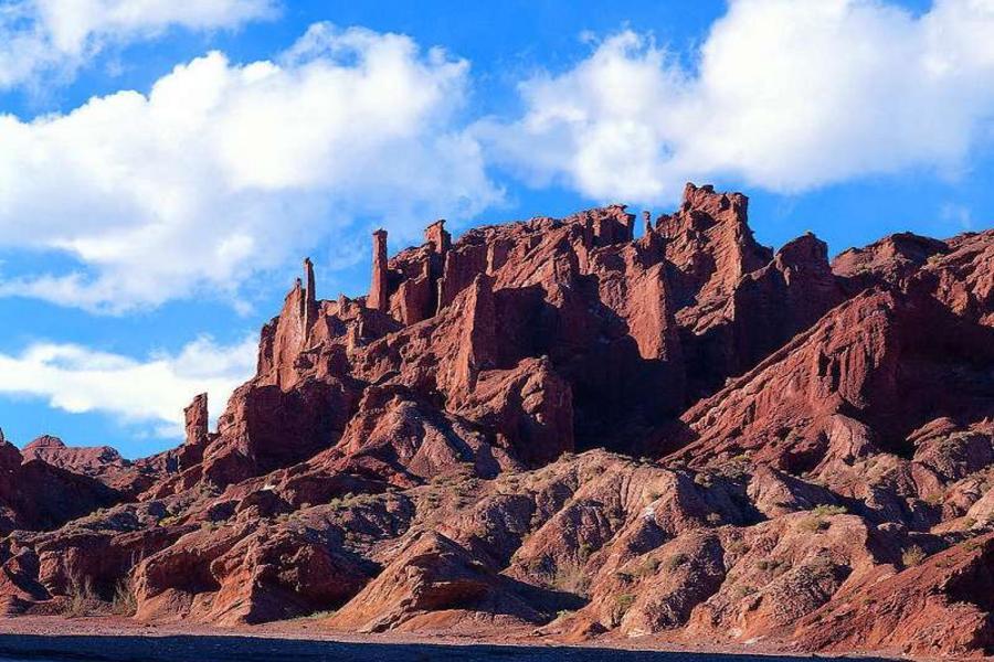 大漠風情古域南疆塔里木胡楊林天山天池13天(喀什單飛 無購物)