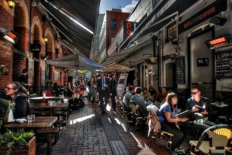 【澳遊客】墨爾本醇旅行7日(大洋路、酒莊、咖啡弄、日式料理、摩天輪)