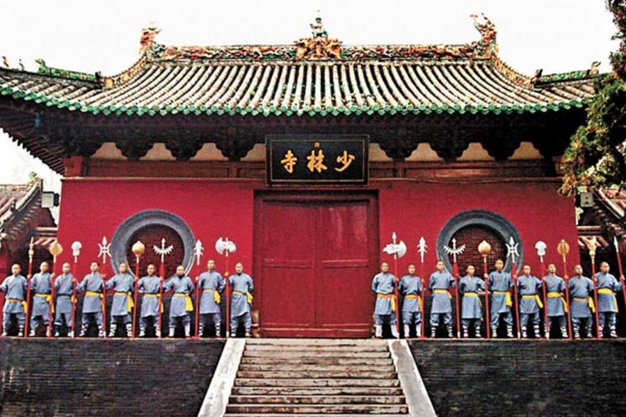 【最愛中華PAK】五星雙古都、悅椿溫泉、少林寺、龍門石窟、兵馬俑六日(含稅、無購物、無自費、個人耳機)