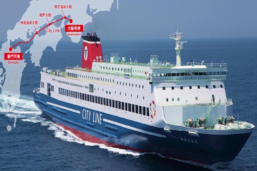 【名門大洋船旅】九州門司、嚴島神社、道後溫泉、阿波舞會館、關西購物5日