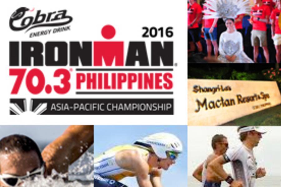 【主題旅遊】IRONMAN 70.3 菲律賓宿霧鐵人三項亞太錦標賽 自由行4日