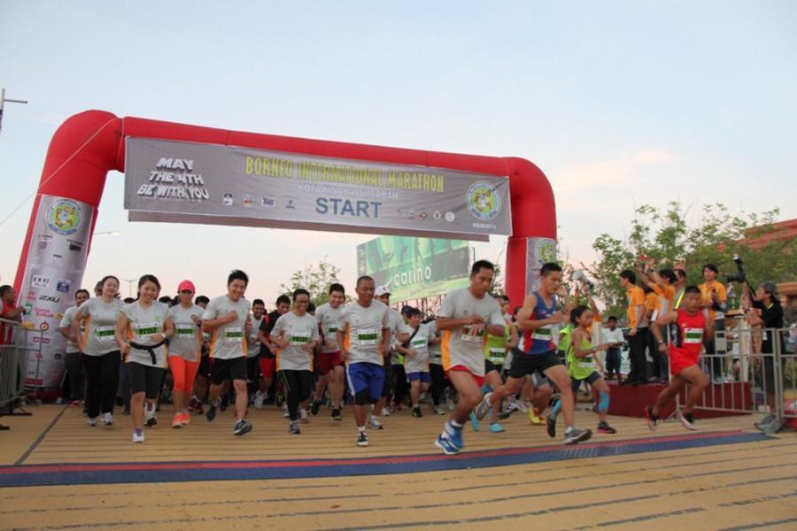 【主題旅遊】2016婆羅洲(沙巴)國際馬拉松 五日半自由行