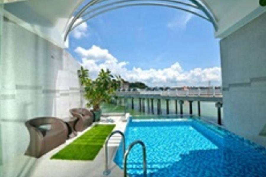 新馬新傳說~新加坡環球影城、大紅花海上泳池VILLA、高塔360度旋轉下午茶、雙子星花園廣場、馬六甲世界遺產、金沙娛樂城5日(新進~新出)