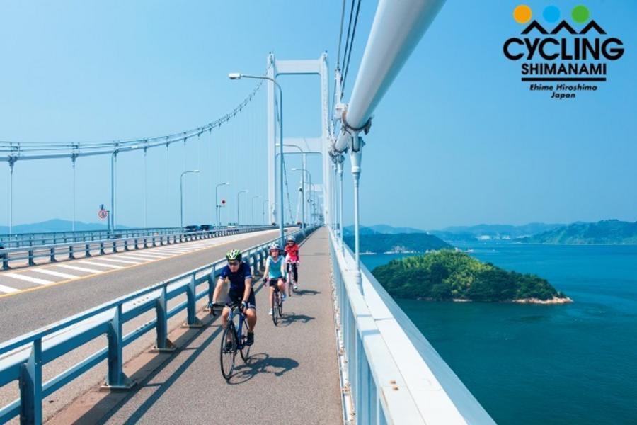【主題旅遊】島波海道國際自行車大賽五日-神隱少女道後溫泉之旅