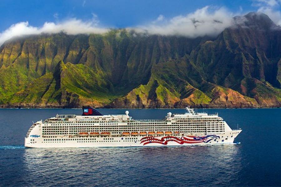 【挪威遊輪】美國之傲號~夏威夷歐胡島‧茂宜島‧大島‧可愛島10日(二人成行)