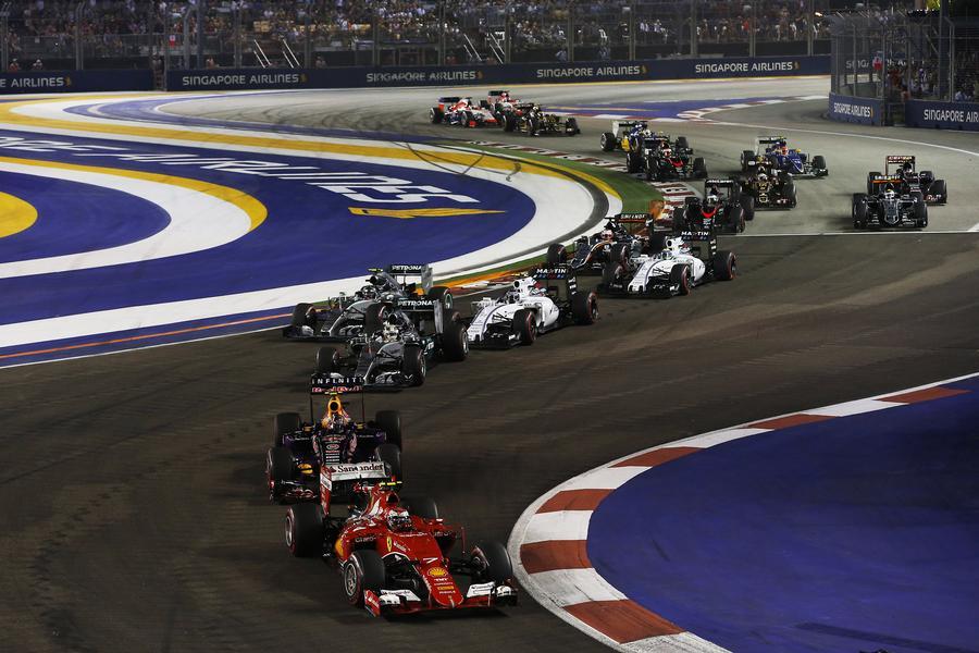 【主題旅遊】*High翻中秋* 2016 新加坡F1一級方程式大獎賽4日自由行