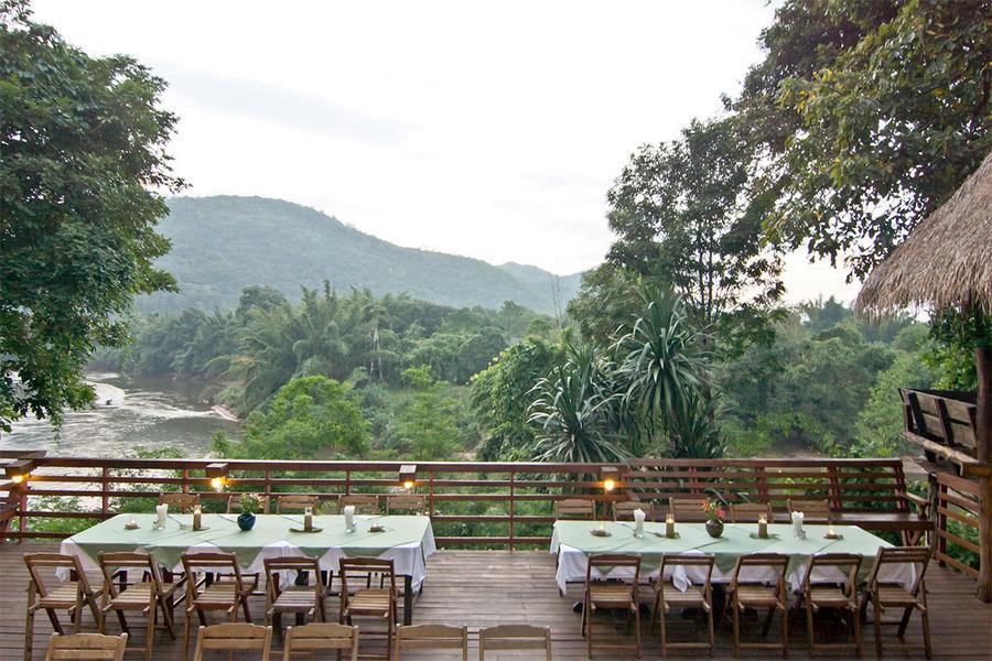 桂河森林之家、叢林高空探險、河畔夜市、曼谷半日閒六日