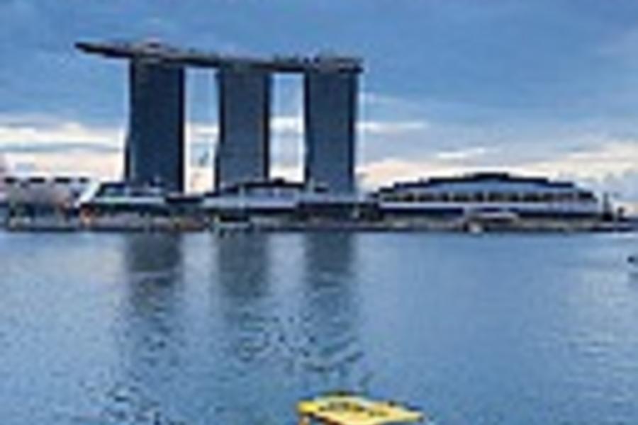 新加坡六人成行〜環球影城、金沙娛樂城灣、濱海灣藝術中心、海事博物館、全球最大海洋生物園、觀景摩天輪、牛車水、小印度、金沙娛樂城四日