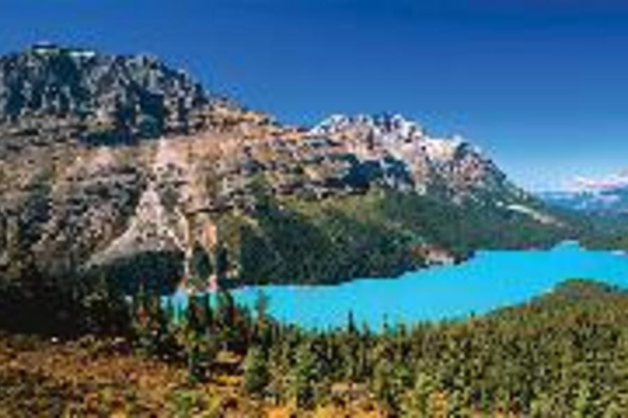 暑假特賣會 加拿大洛磯山國家公園9天