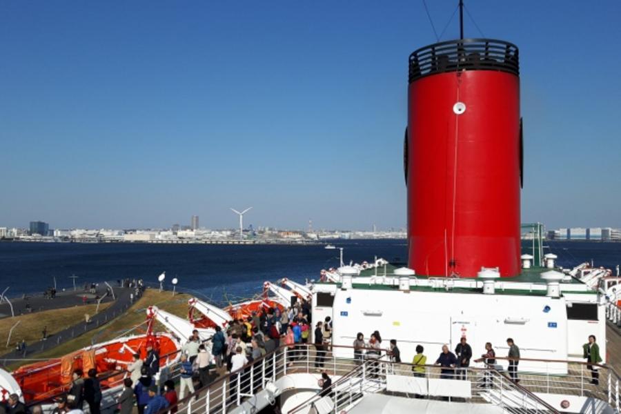 和平號N94~環遊世界106日(燦爛的春天‧地中海‧北歐波羅的海‧挪威峽灣‧冰島‧百慕達)