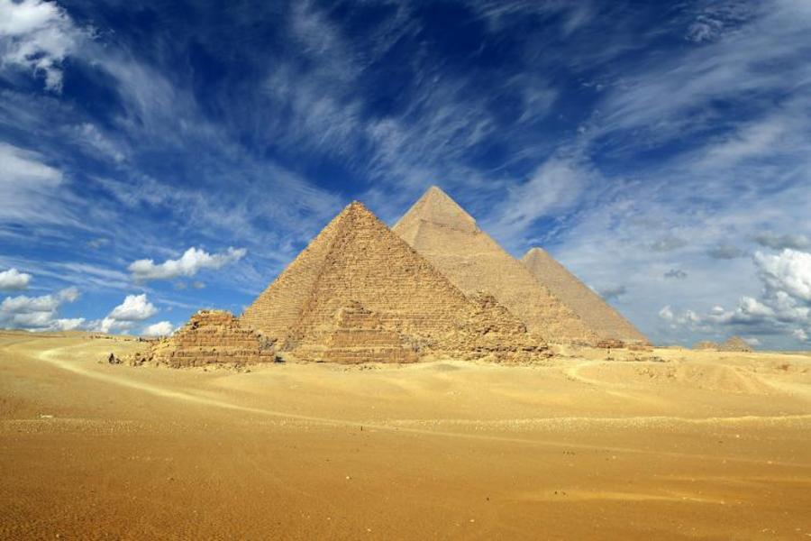 埃及金字塔群、騎駱駝&風帆船、五星尼羅河河輪、阿布辛貝、努比亞村11日