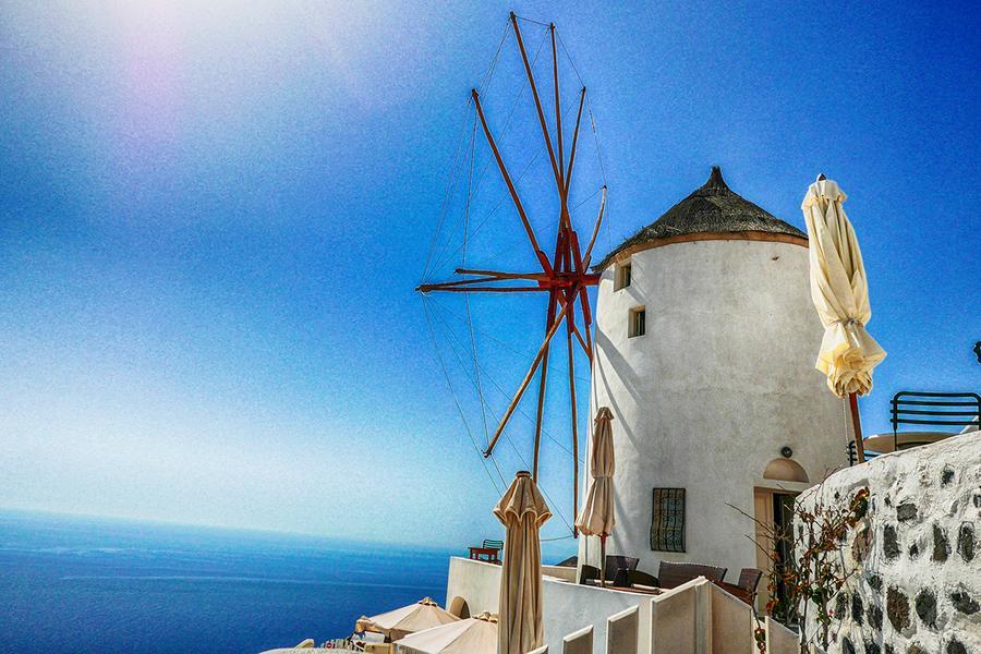 【土航南進北出回程晚班機】希臘 、三大必遊遺跡、雙島10日