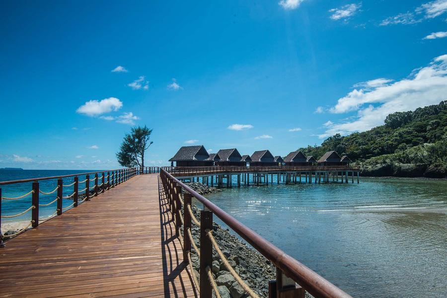 【泛太平洋渡假村】帛琉頂級星光夜釣、牛奶湖、大斷層、水母湖4天