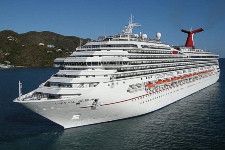 玩美加族‧ 休士頓加勒比海嘉年華微風號豪華遊輪12日-羅丹島