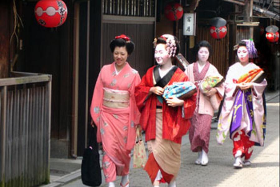★飛向大阪★日本京都和服體驗大阪自由散策4日遊