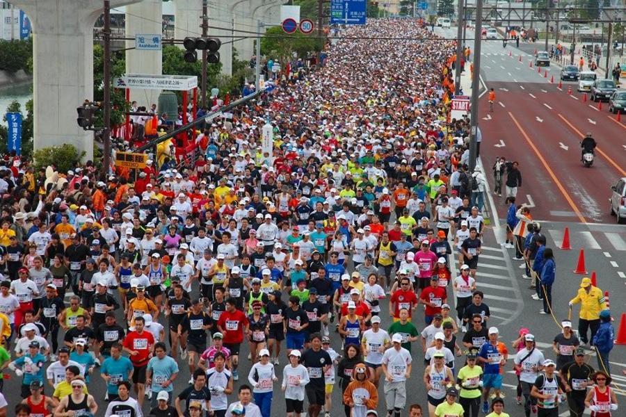 【主題旅遊】2017沖繩馬拉松4日