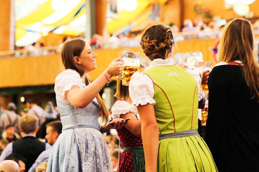 【瘋節慶】德國直飛啤酒節、國王湖、新天鵝堡、蒂蒂湖8日