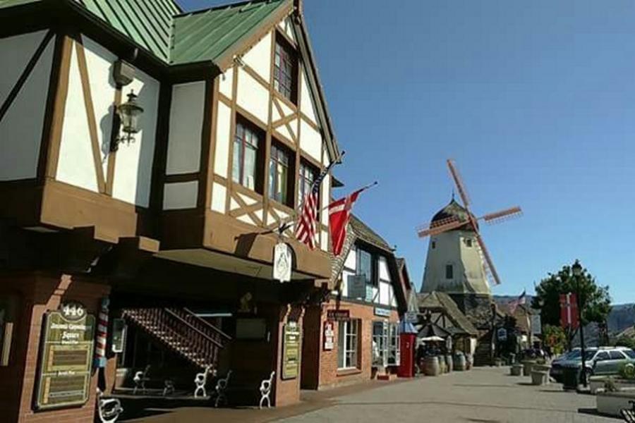 美西洛杉磯 聖塔芭芭拉 丹麥村 大峽谷 環球影城+哈利波特魔法世界 OUTLET 8 天