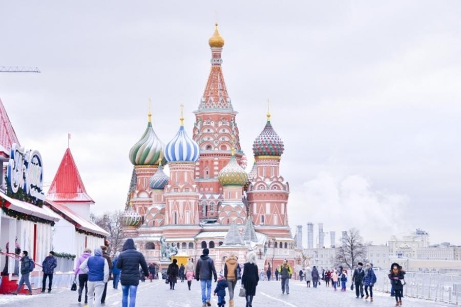 【歐洲破盤】俄羅斯8日~聖彼得堡三宮、克里姆林建築群、國家馬戲團、莫斯科地鐵體驗(含稅簽)
