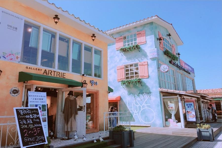 大韓心自遊~葡萄園酒莊、水上計程車、特麗愛3D美術館、半自助5日