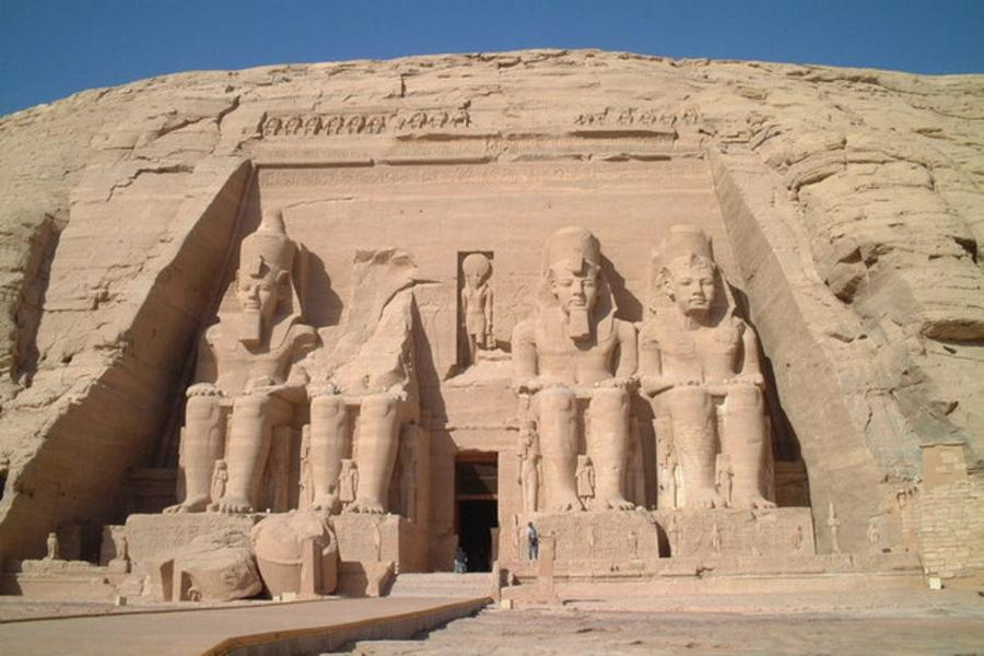 神鬼傳奇埃及10日~尼羅河遊輪、金字塔、神殿之旅★特別加贈路克索聲光秀(含稅簽)