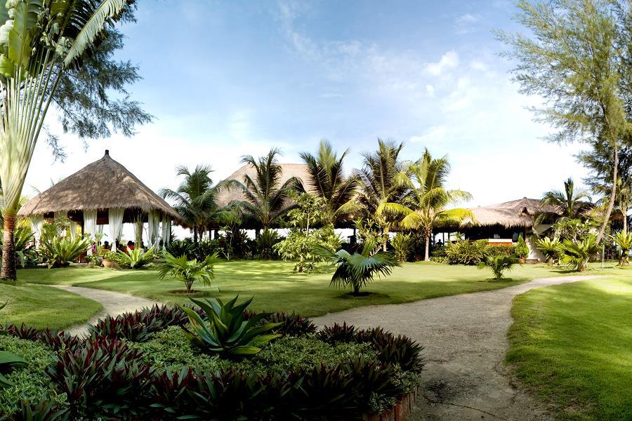 花羨棕櫚新樂園~新馬五日 環球影城、文化遺產、大紅花、棕梠