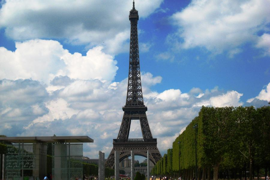 首選 漫遊法國花都巴黎 羅浮宮 梵谷品味 時尚6天(含稅)