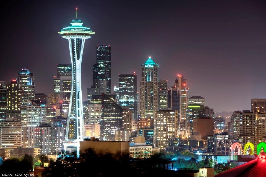 【玩美加族】溫情西雅圖8日 (太空針塔·派克市場·奇胡利博物館·卡皮
