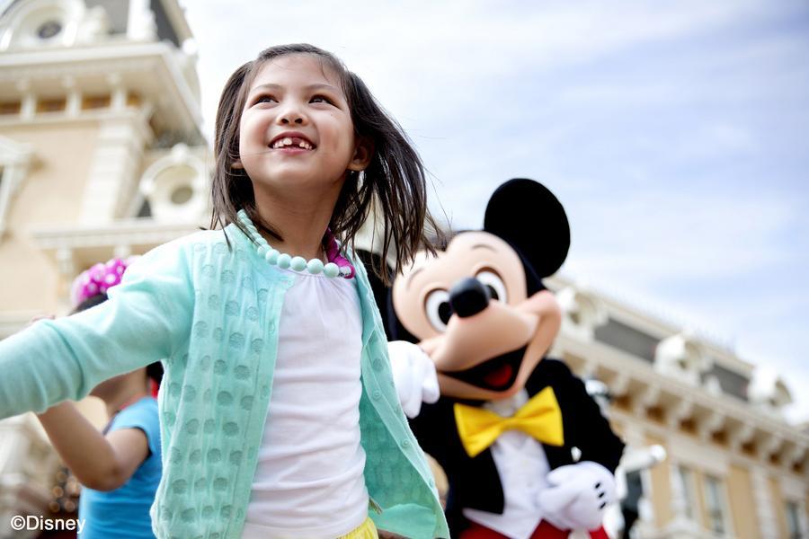 台中出發【靚香團】香港迪士尼樂園飛躍奇妙3日(含稅)