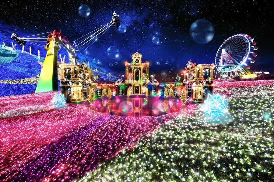 閃亮東京★相模湖燈節.卡奇卡奇山纜車.鎌倉箱根東京5日