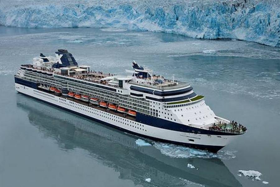 【精緻遊輪】千禧號~阿拉斯加北上冰河巡遊‧維多利亞布查花園12日