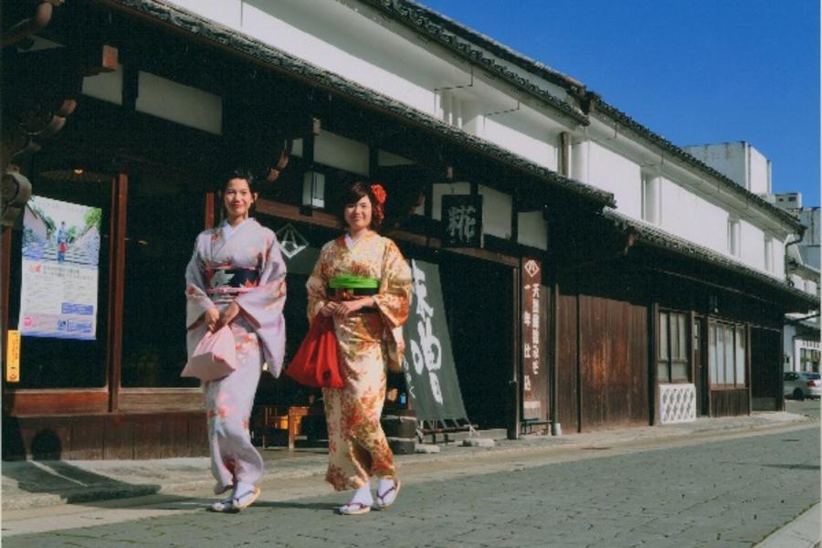 【玩味九州】杵築小京都和服體驗之旅五日