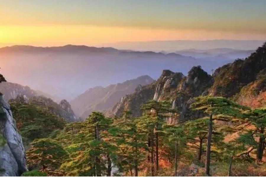 走訪黃山、宏村、婺源、千島湖8日【山上二晚】